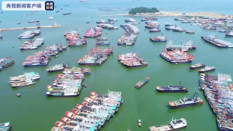 广东重点打击各类违反休渔规定行为 已查获违规捕捞船舶34艘