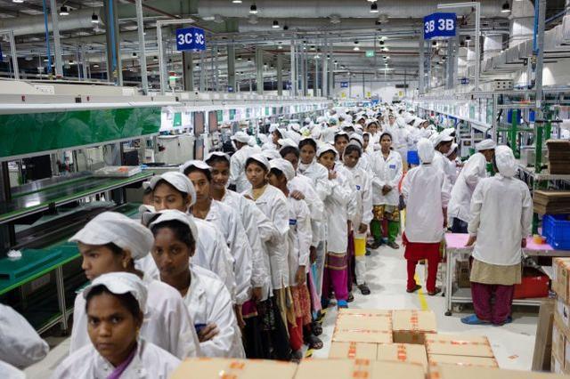 新冠疫情重创富士康和纬创印度工厂:5月已有13名工程师感染