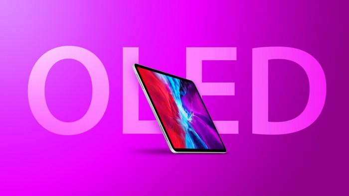 手机实时动态:传闻苹果明年开始在部分iPad型号中采用OLED显示屏