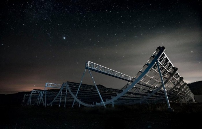 CHIME望远镜探测到500多个来自外太空的神秘快速射电暴