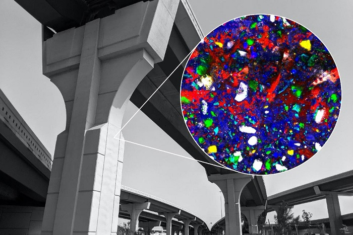 MIT科学家介绍基于拉曼光谱法的混凝土水合过程观测方案
