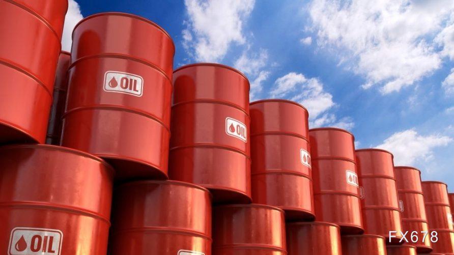INE原油下跌 美国出游季并没有想象的那样旺!