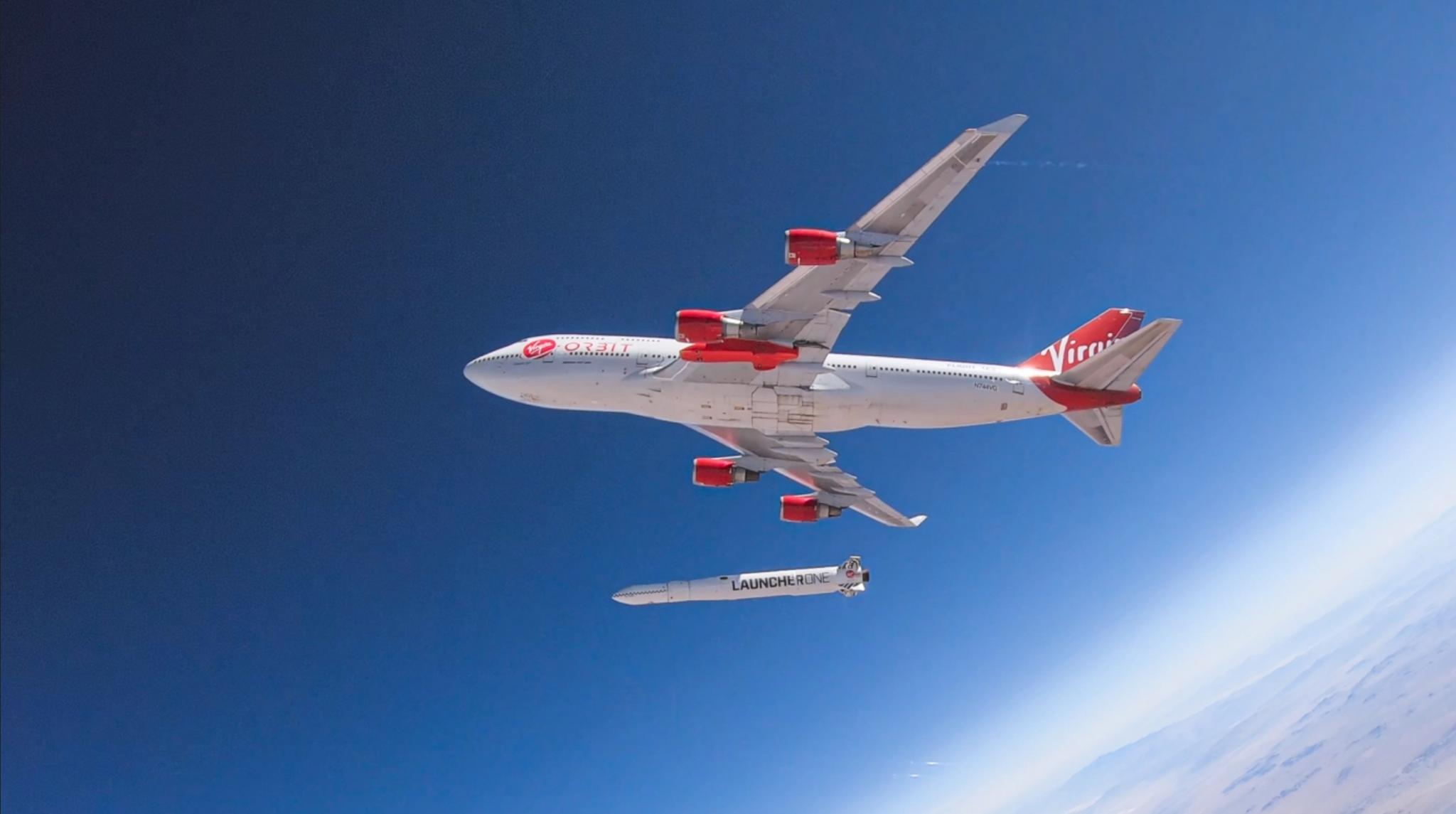 维珍轨道六月底发射任务将在YouTube上进行直播