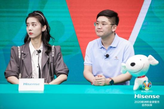 海信电视开启欧洲杯狂欢,上京东抢福利!