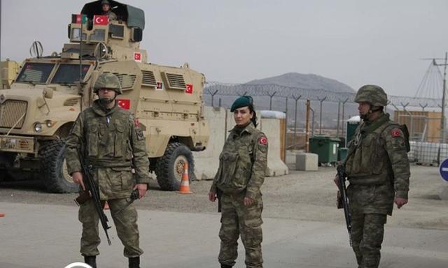 土耳其不愿从阿富汗撤军?塔利班:不行,你们要和美军一起离开