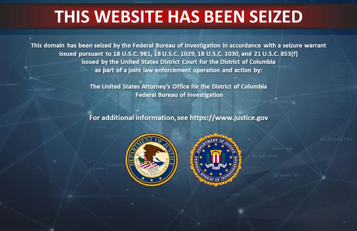 美执法部门再下一城:取缔交易失窃登录凭证的SlilPP黑市