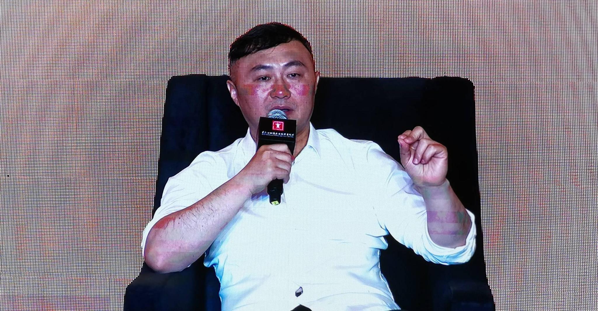 光线董事长王长田:电影行业三角债问题非常严重 普遍相互欠钱