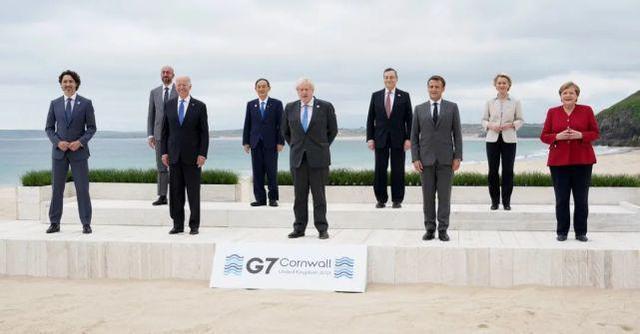 """G7启动计划""""与中国战略竞争"""",网友:搞笑,中国已经遥遥领先了"""