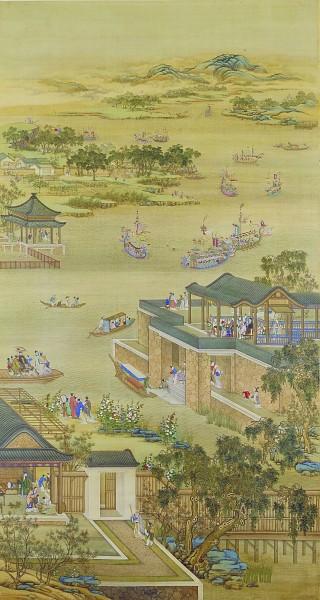 由端午,步入中国古代时空