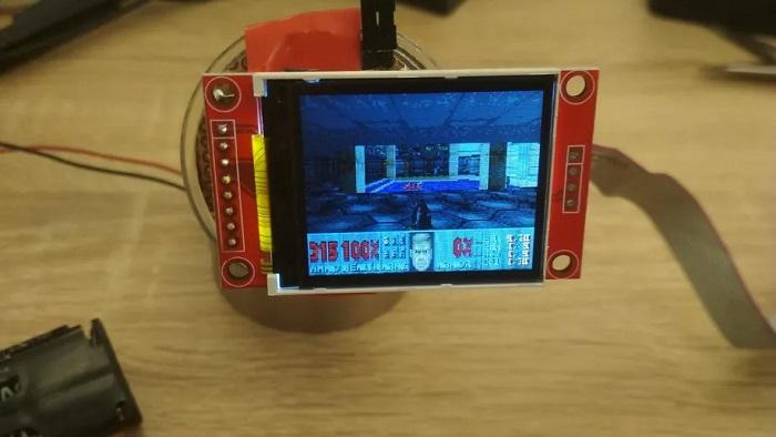 Next-Hack成功在宜家RGB LED灯泡硬件上运行《毁灭战士》