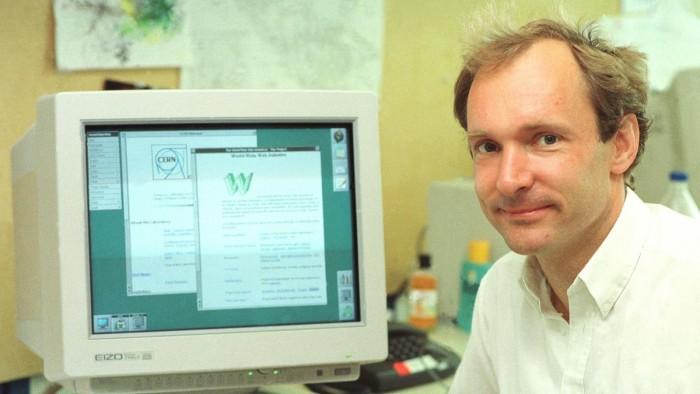 万维网源代码将作为NFT被发明者蒂姆·伯纳斯·李爵士拍卖