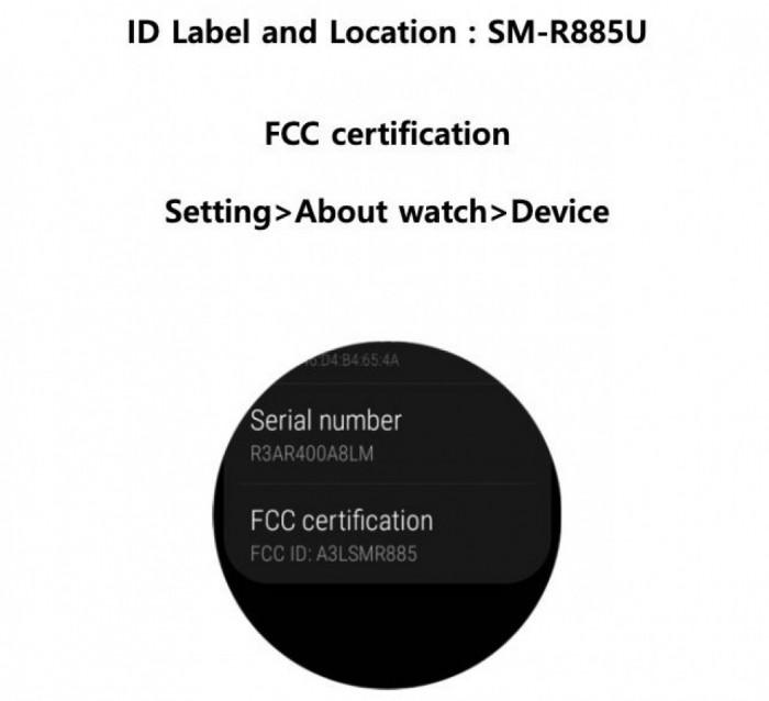 三星Galaxy Watch 4出现在FCC认证列表中