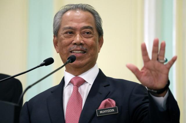 马来西亚政府宣布总理改名,此前用别名签署命令被判无效