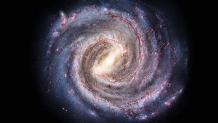 研究认为暗物质减缓了银河系的星系棒旋的旋转速度