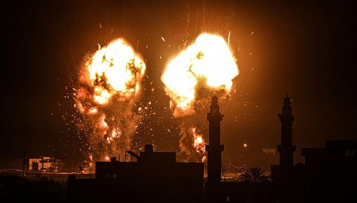 以色列新政府刚上任,巴以冲突就卷土重来