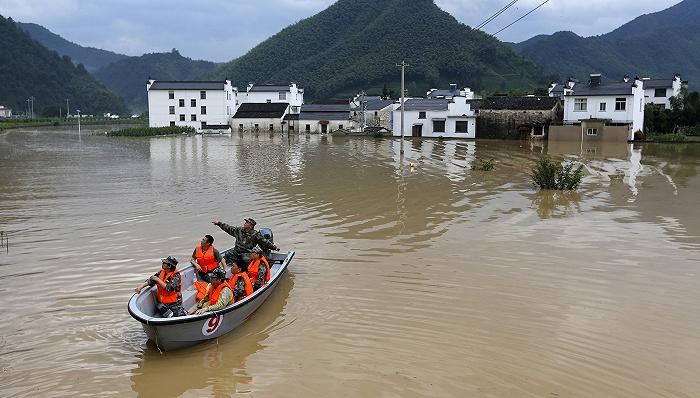 全国多地有较强降雨,全国防办、应急管理部:重点关注山洪灾害小型水库安全等