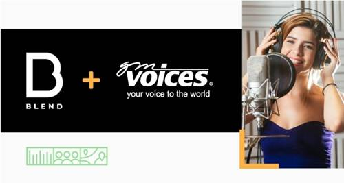 本地化平台BLEND收购GM Voices以拓展平台服务范围