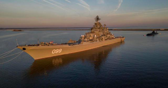 """""""拜普会""""召开之际,俄海军在太平洋举行冷战后最大规模演习"""