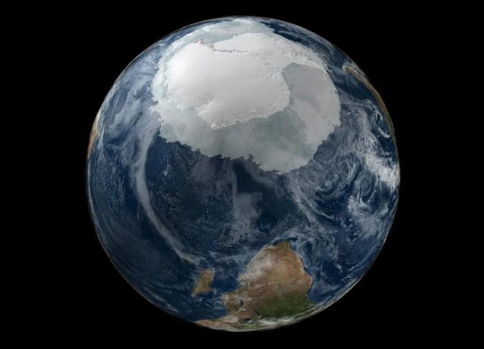 研究称南极洲的臭氧污染已经增加:来自自然和人类相关来源