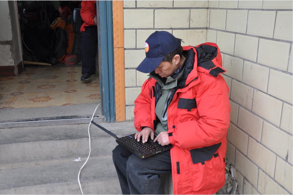 甘当地震监测预报事业铺路石——记中国地震台网中心党委委员、科技委主任蒋海昆