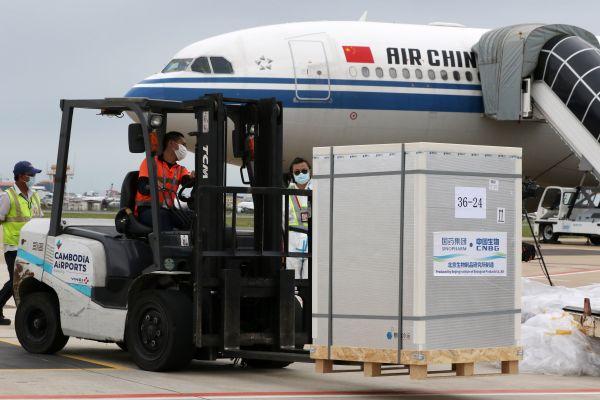 美媒报道:中国疫苗助邻国解燃眉之急