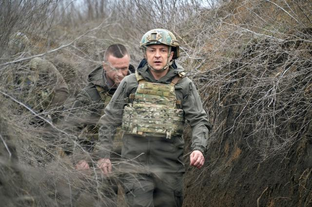 """克宫警告:乌克兰加入北约将被俄罗斯视为一条""""红线"""""""