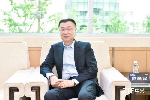 中兴通讯副总裁柏燕民:无线智能编排,让5G网络更弹性