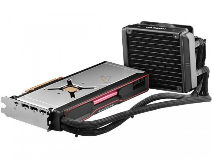 AMD表示Radeon RX 6900 XT LC公版水冷显卡仅供系统集成商渠道