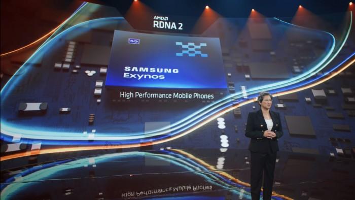 Exynos内置的AMD GPU被发现有降速现象 但性能依旧超过新款Mali芯片