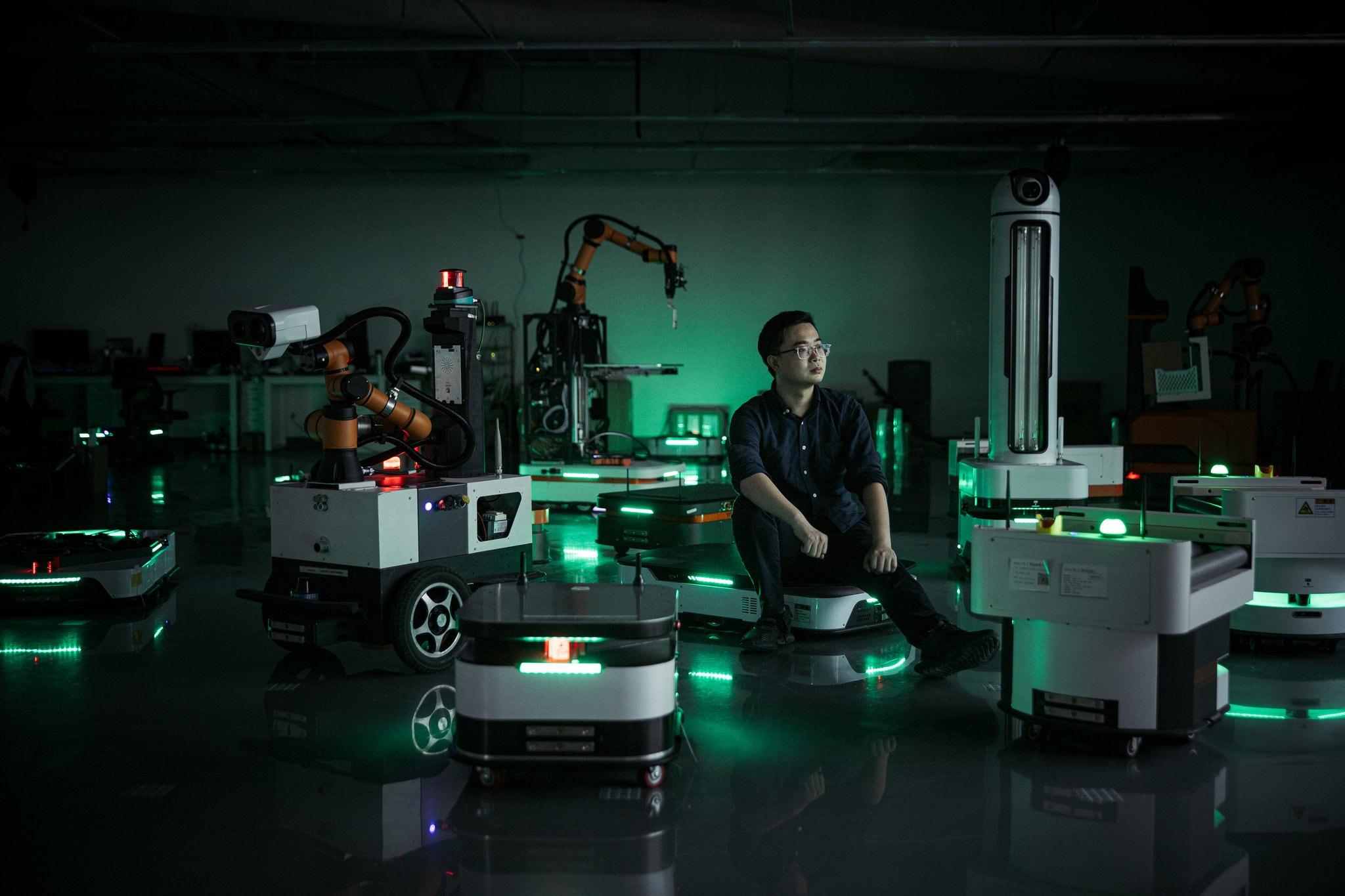 移动机器人大爆发,软银加码,这家企业如何做到4年领跑行业?