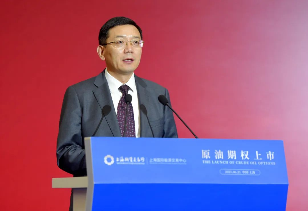 中国联合石油有限责任公司总经理火金三致辞