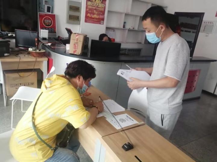 """我为群众办实事 七台河市福彩中心优化流程 方便群众""""一站式""""办理兑奖业务"""
