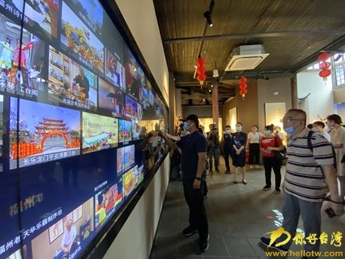 两岸青年榕城游学 体验民俗文化