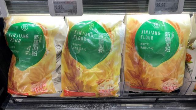 品牌孵化发力提速 新疆面粉在盒马年销千万