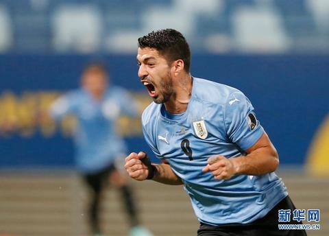 美洲杯:乌拉圭平智利