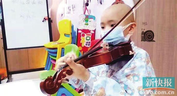 11岁阳江男童患髓系白血病 化疗效果不错但缺治疗费用