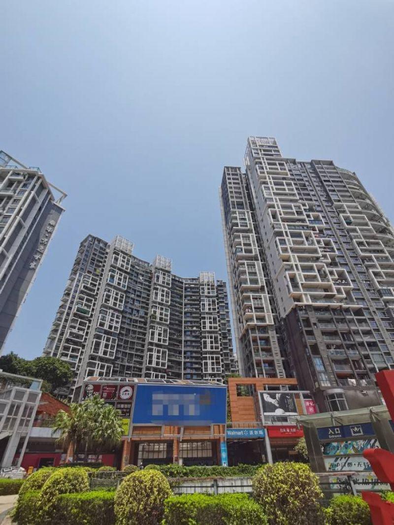 深圳二手房价两年首次下跌,成交量暴跌6成
