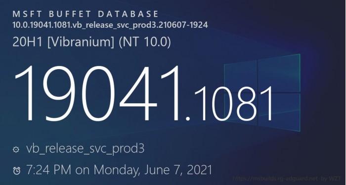 微软发布可选累积更新KB5003690 重点修复某些游戏性能问题