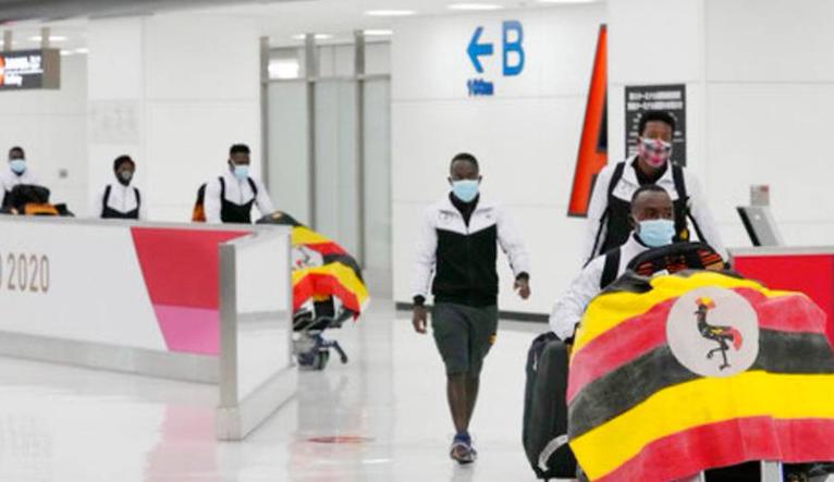 队友新冠检测呈阳性后,乌干达东京奥运会代表团全员被隔离
