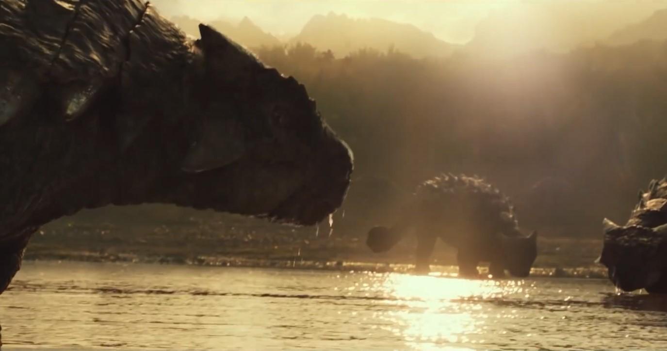 《侏罗纪世界3》曝先导预告前瞻 2022年6月10日上映