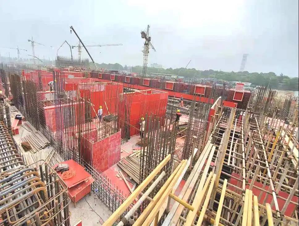 德龙600万吨不锈钢热轧项目进度来了