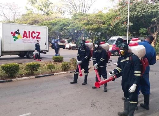 赞比亚地方政府部指示各级地方政府加强疫情防控工作