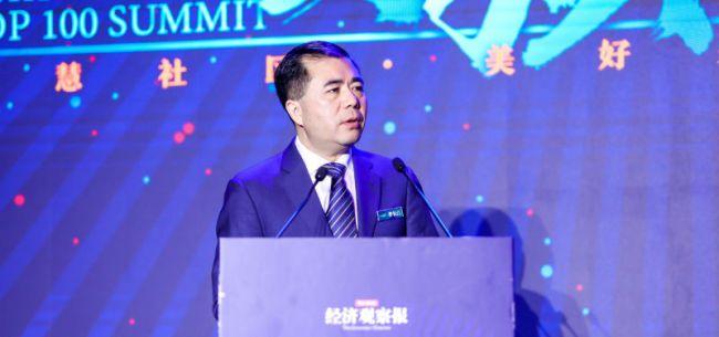 """碧桂园服务李长江:物业数字化已进入""""无人区"""""""