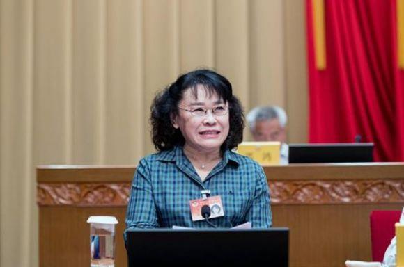 张海迪:保障残疾人民生 提高残疾人生活质量