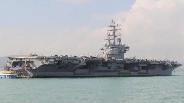 印度海空军将分别与美军航母编队在印度洋进行联合演习