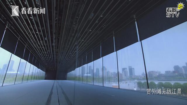 无敌江景打卡点 这座全新的美术馆七月开幕