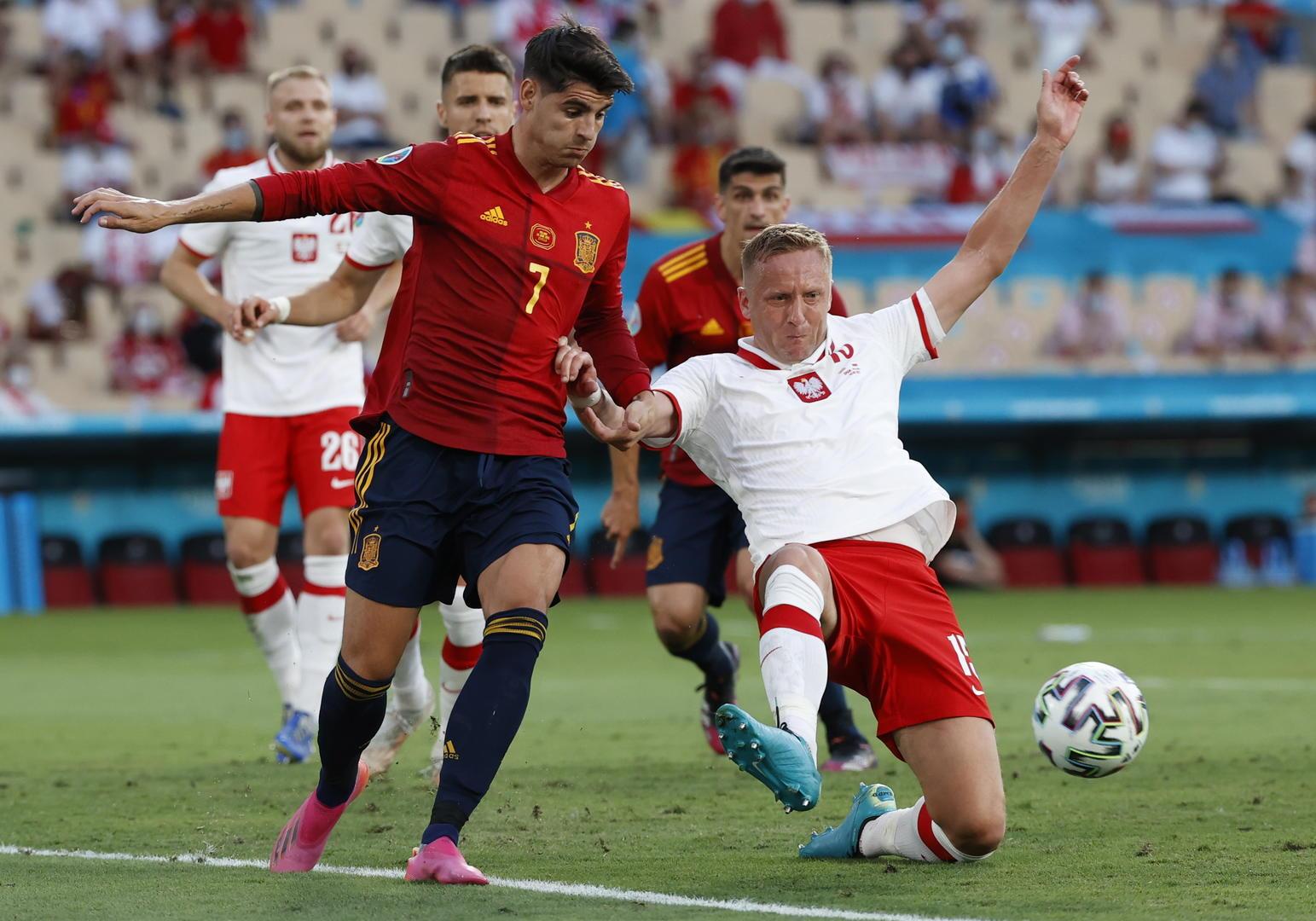 前瞻 | 取胜才能出线的西班牙,却遇上了两次奇迹创造者……