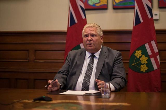 加拿大安大略省省长家中被人夜间闯入并持刀威胁