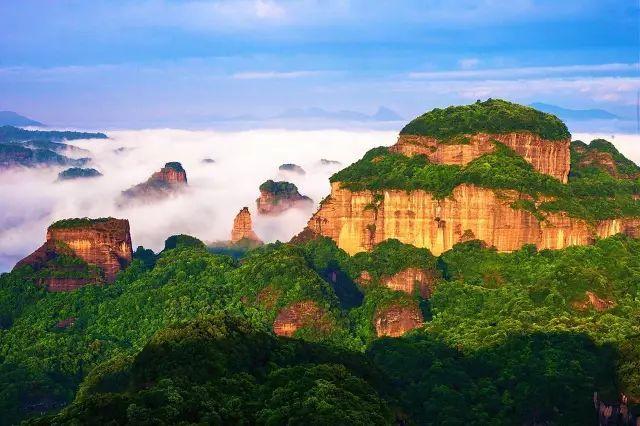 广东:探索丹霞山独立申报国家公园,不作为南岭国家公园片区