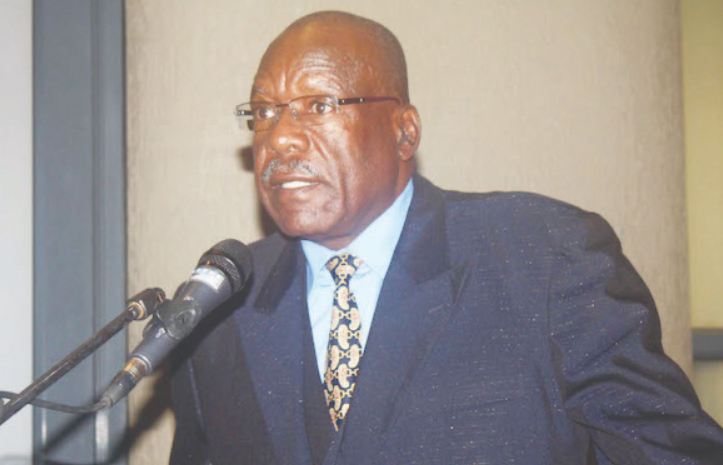纳米比亚前中情局长汉古拉因新冠肺炎去世